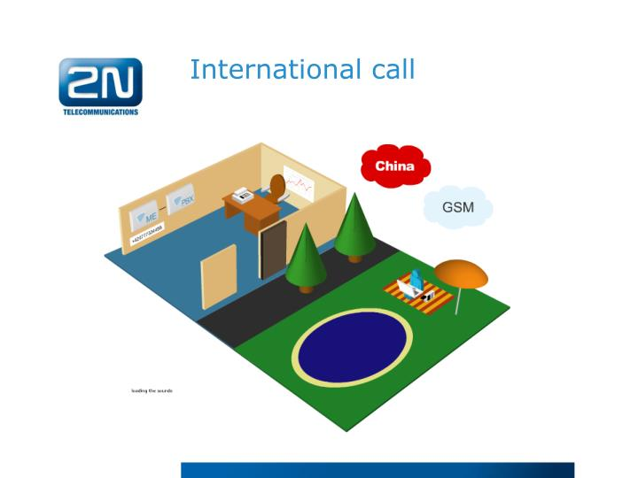 International call