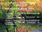 iii le pilotage de developpement durable au chu2