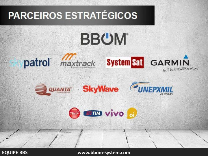 EQUIPE BBS                                          www.bbom-system.com