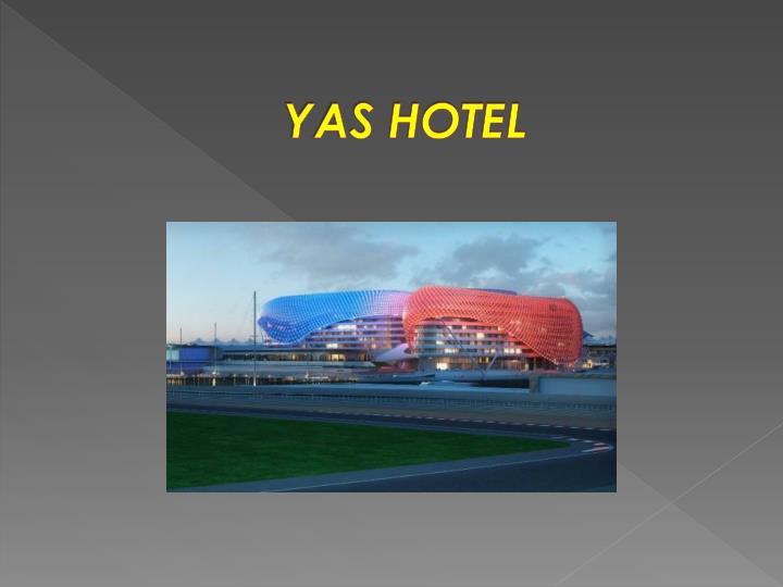 YAS HOTEL