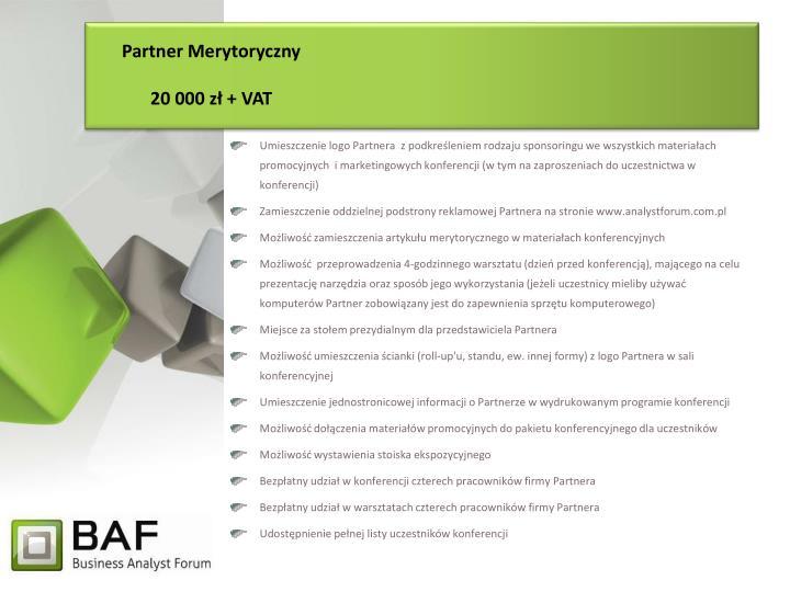 Partner Merytoryczny