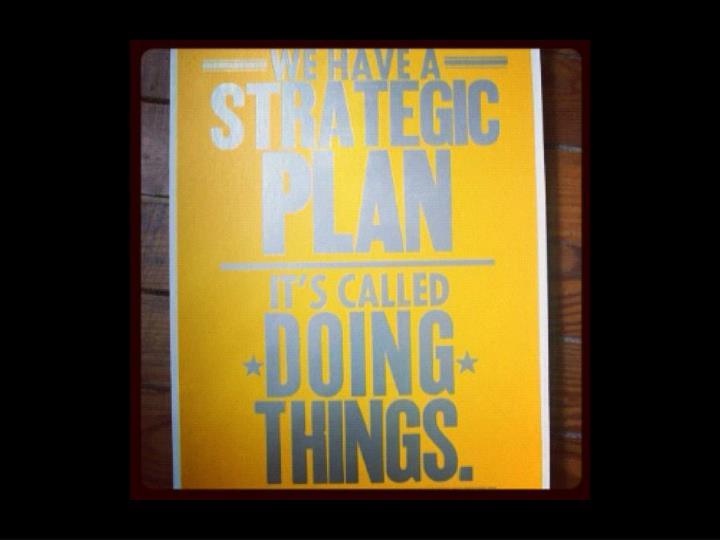Strategi & Vision