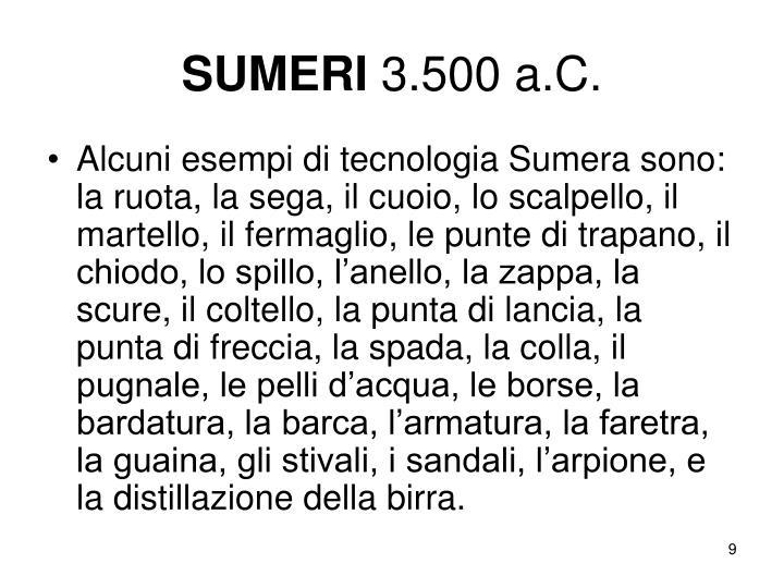SUMERI