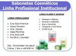 sabonetes cosm ticos linha profissional institucional