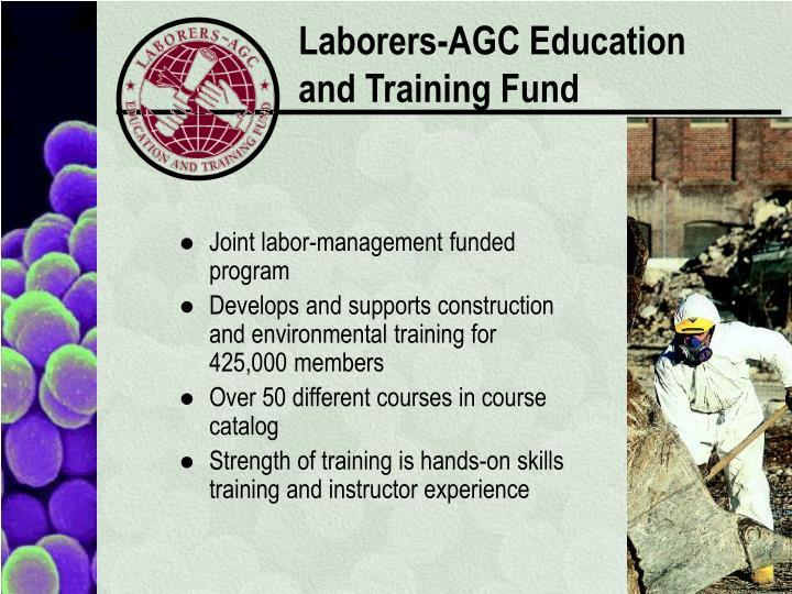 Laborers-AGC Education