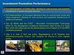 investment promotion performance1