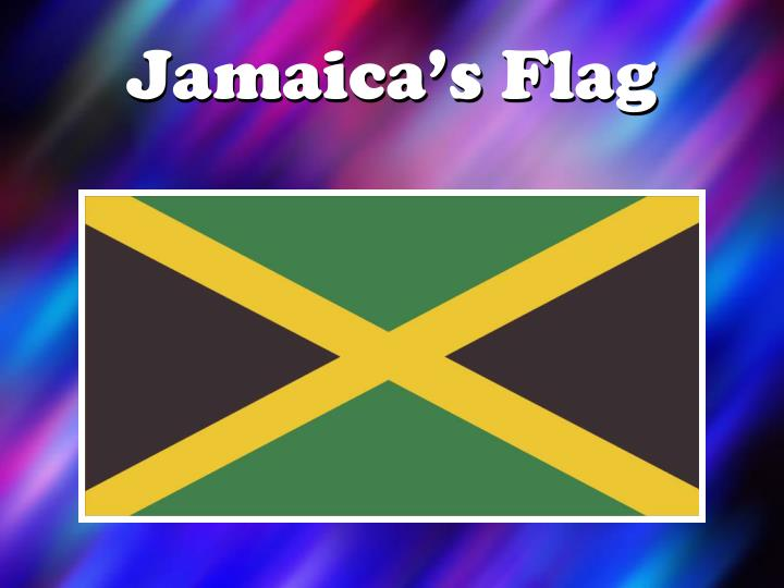 Jamaica's Flag
