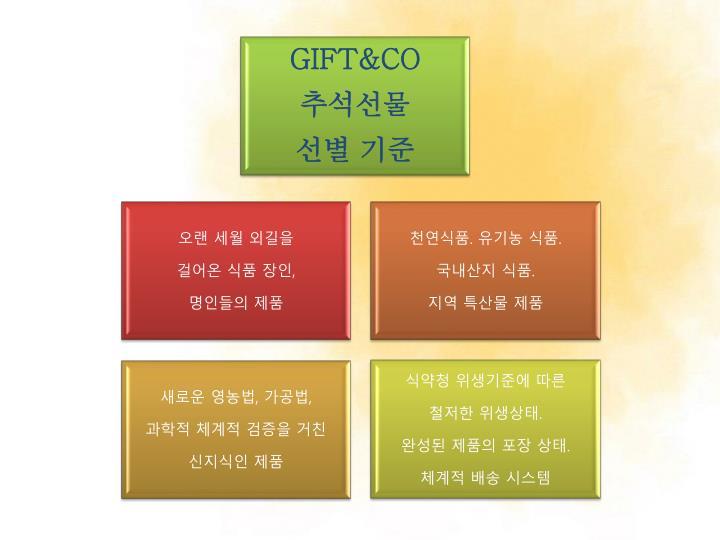 GIFT&CO
