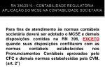 rn 396 2010 contabilidade regulat ria aplica o do mcse na contabilidade societ ria