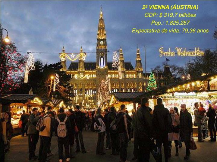 2º VIENNA (ÁUSTRIA)