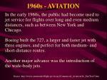 1960s aviation