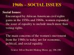 1960s social issues1