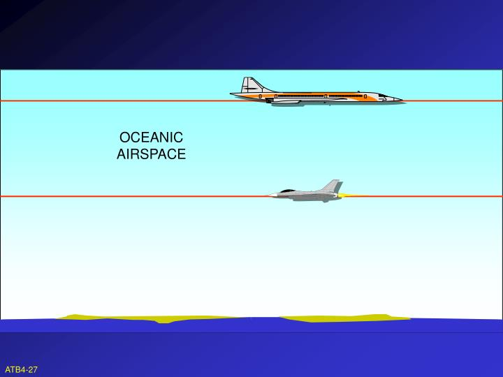 OCEANIC AIRSPACE
