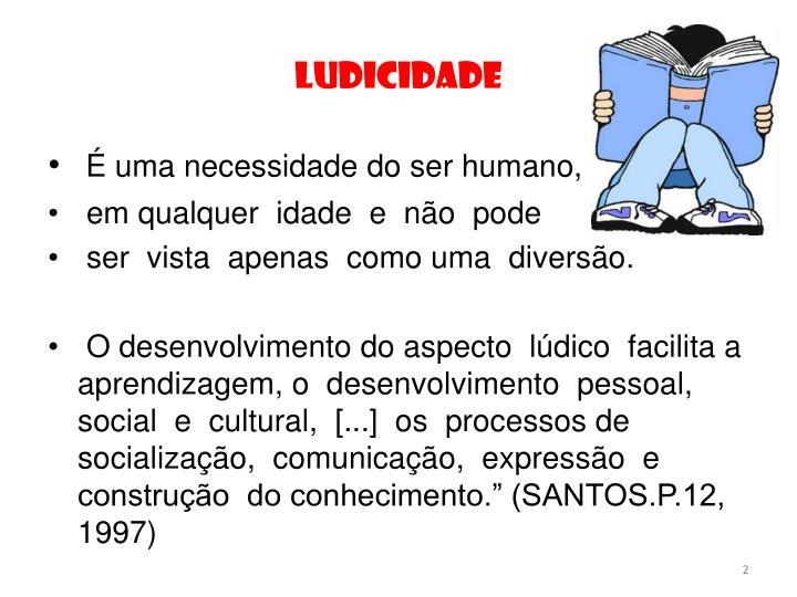 LUDICIDADE