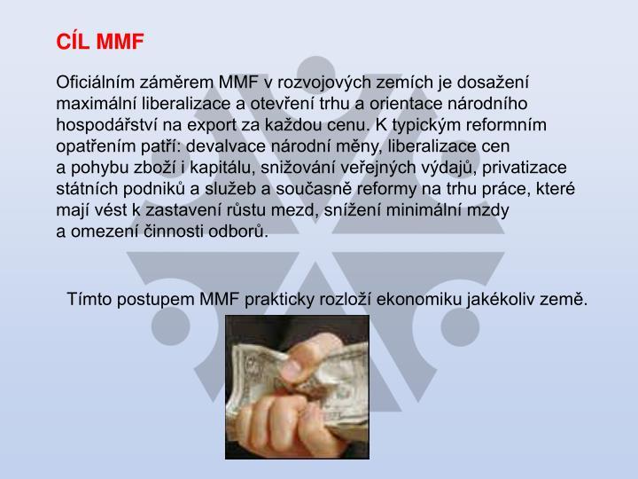 CÍL MMF