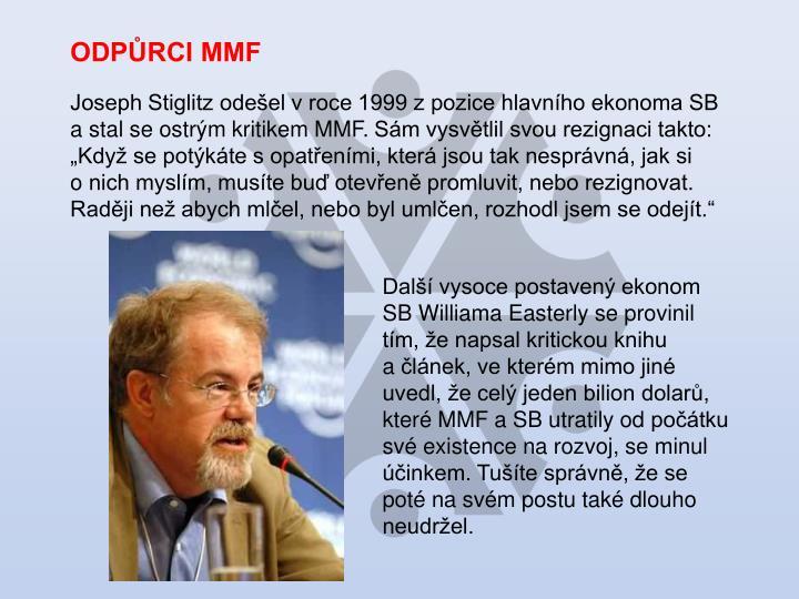 ODPŮRCI MMF