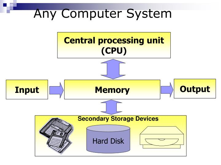 Any Computer System