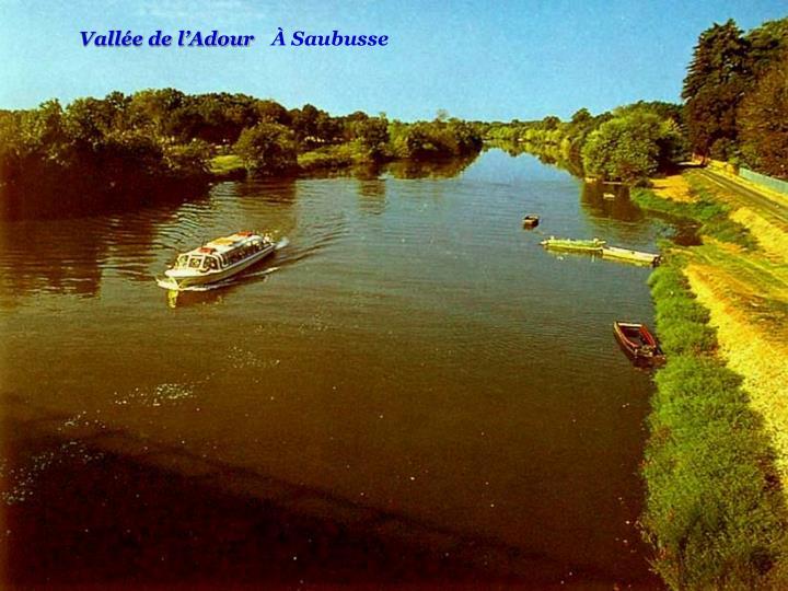 Vallée de l'Adour