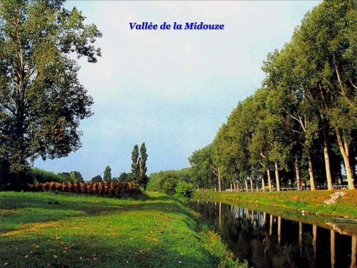 Vallée de la Midouze