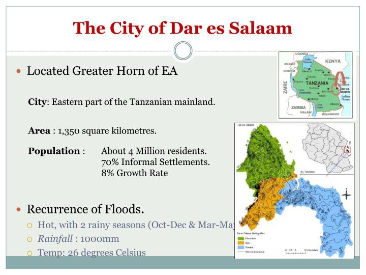 The City of Dar es Salaam