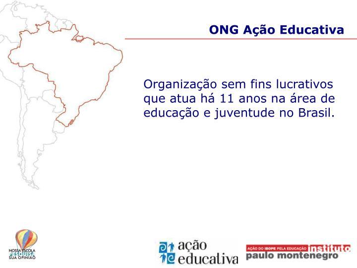 ONG Ação Educativa