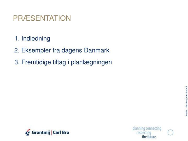 2. Eksempler fra dagens Danmark