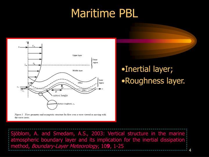 Maritime PBL
