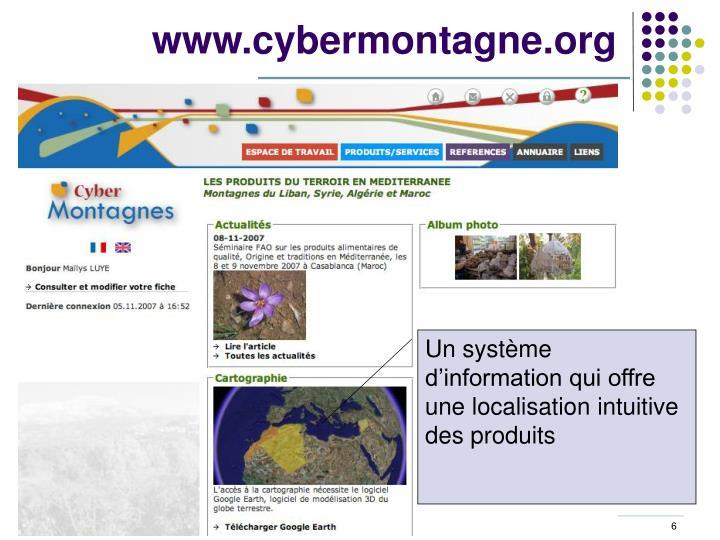 www.cybermontagne.org