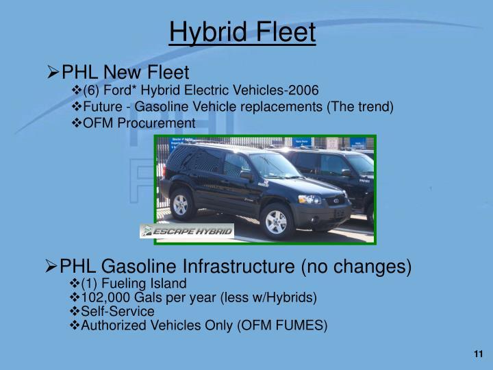 Hybrid Fleet