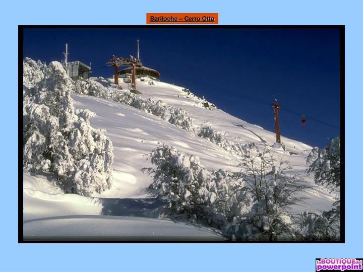 Bariloche – Cerro Otto