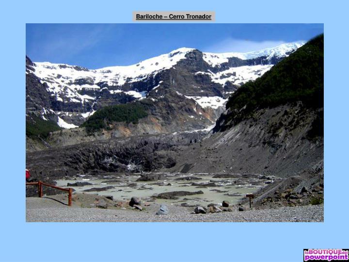Bariloche – Cerro Tronador