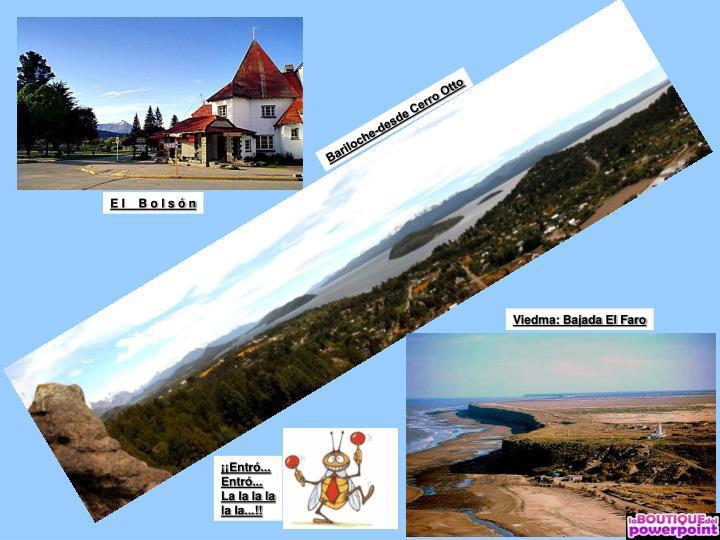 Bariloche-desde Cerro Otto