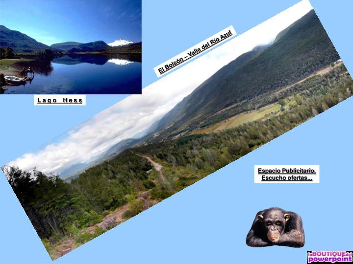 El Bolsón – Valle del Río Azul