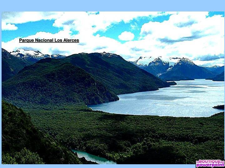 Parque Nacional Los Alerces