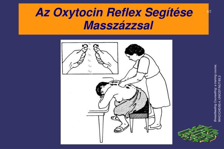 Az Oxytocin Reflex Segítése