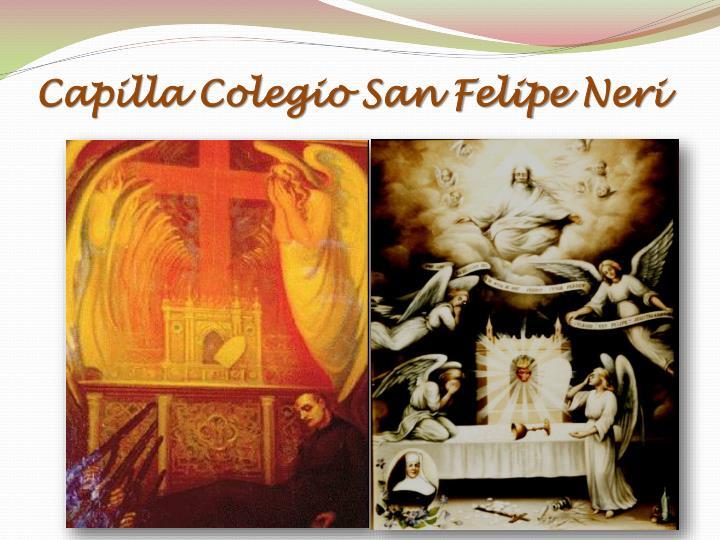 Capilla Colegio San Felipe
