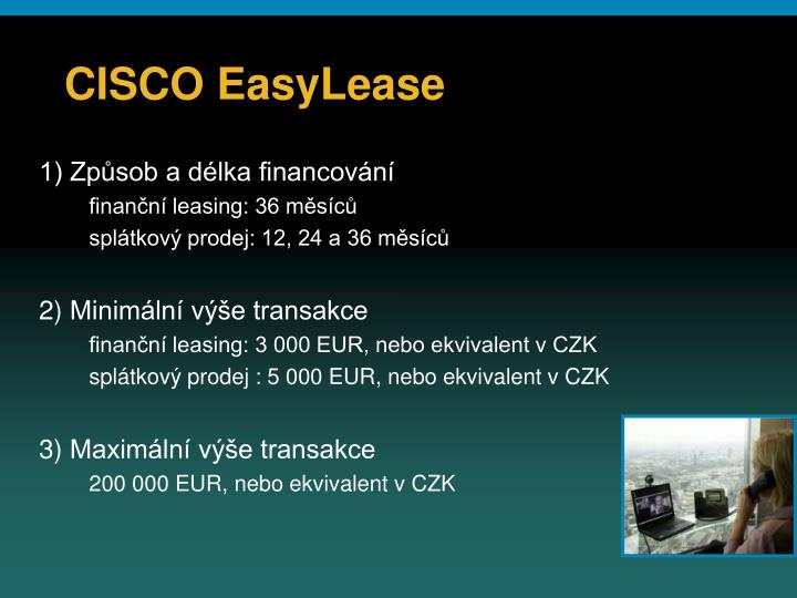 CISCO EasyLease