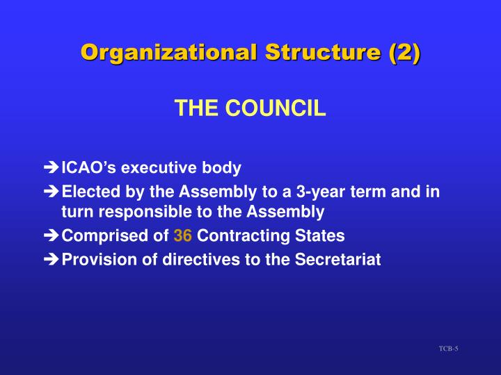 Organizational Structure (2)