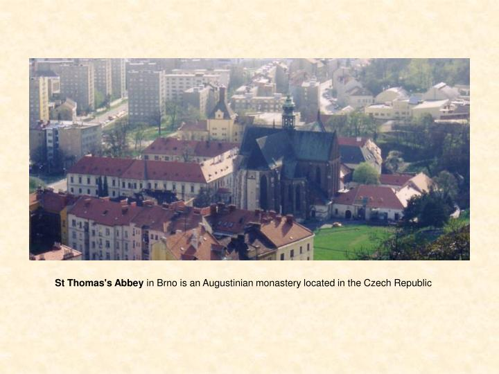 St Thomas's Abbey