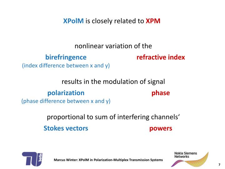 XPolM