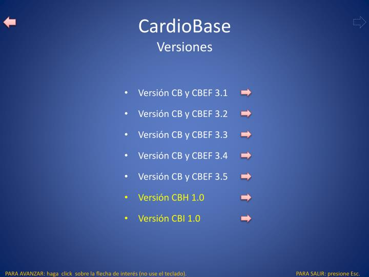 CardioBase