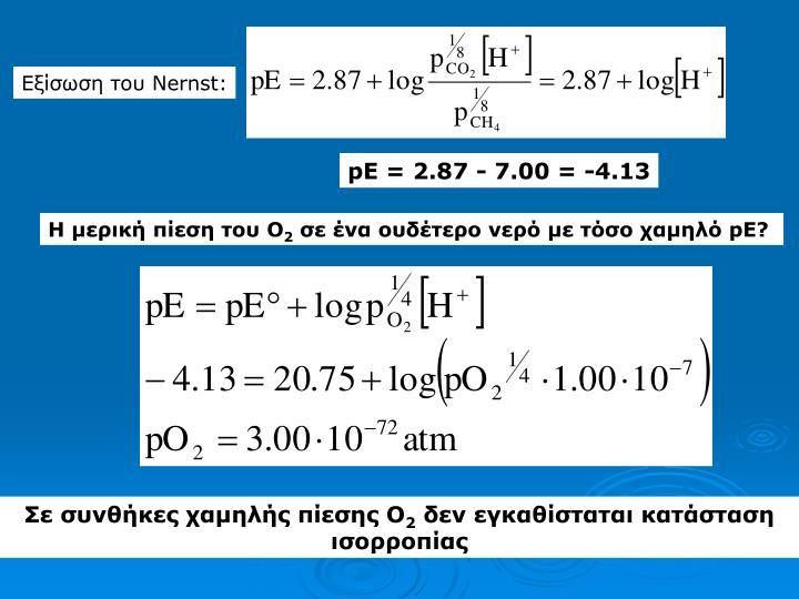 Εξίσωση του
