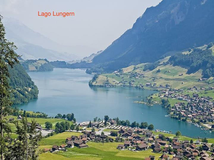 Lago Lungern