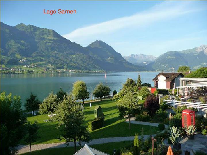 Lago Sarnen