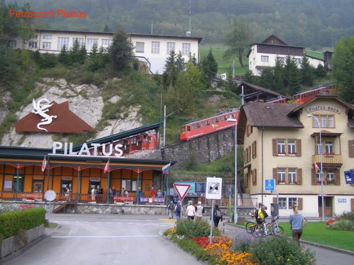 Ferrocarril Pilatus