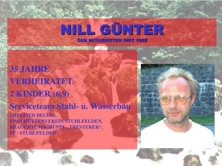 NILL GÜNTER