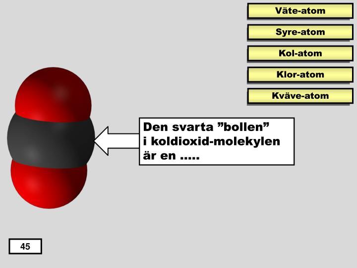 Väte-atom