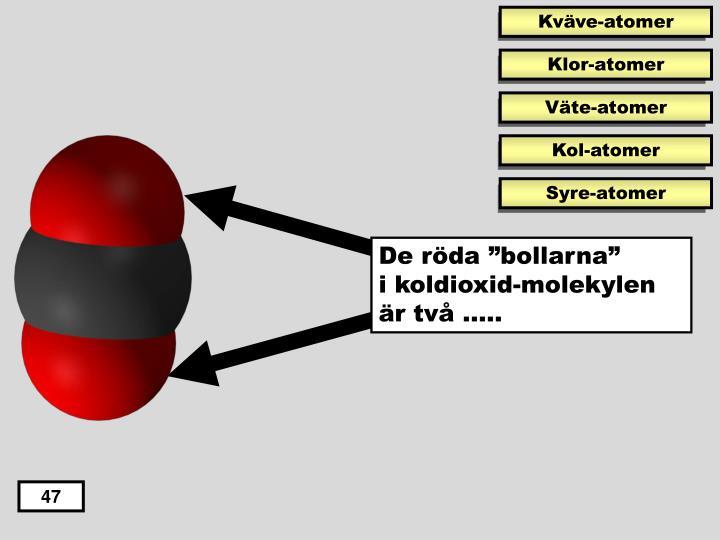 Kväve-atomer
