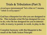trials tribulation part 318