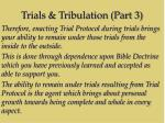 trials tribulation part 322